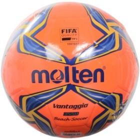 モルテン サッカー ボール AFCビーチサッカー試合球 F5V3551-A 5号球 ホワイト