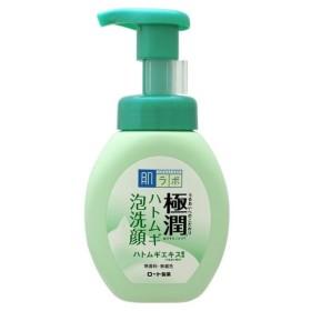 ロート製薬 極潤 ハトムギ泡洗顔 160mL