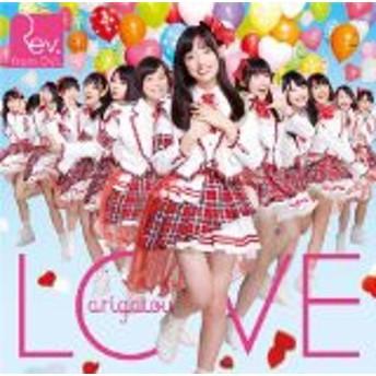 【中古】LOVE-arigatou- (通常盤Type-A) / Rev.from DVL【管理:528786】