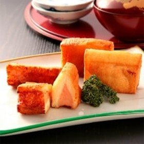 海老すり身100%を使用した長崎伝承「ハトシ」2種セット(各5個×1パック)