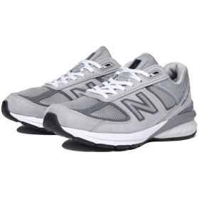 (NB公式)【ログイン購入で最大8%ポイント還元】 ウイメンズ W990 IG5 (グレー) スニーカー シューズ(Made in USA/UK) 靴 ニューバランス newbalance