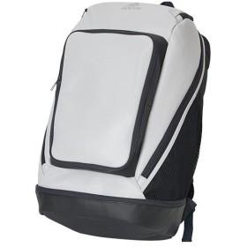アディダス(adidas) 野球 5T バックパック マットシルバー FTK93 ED1853 リュックサック デイパック スポーツバッグ バッグ ベースボール