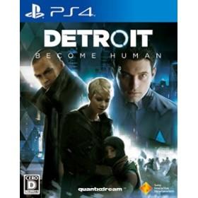 (中古)(PS4) Detroit: Become Human (管理番号:405862)