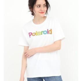 [マルイ]【セール】POLAROID別注Tシャツ/アダム エ ロペ ル マガザン(ADAM ET ROPE Le Magasin)