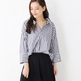 [マルイ]【セール】バックリボンゆったりシャツ/グローブ(grove)