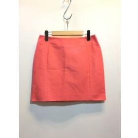 代官山) CEDRIC CHARLIER セドリック シャルリエ コットンタイトスカート size42 ピンク レディース ボトムス タグ付
