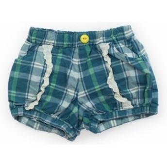 【サニーランドスケープ/SunnyLandscape】ショートパンツ 90サイズ 女の子【USED子供服・ベビー服】(414139)