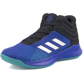 SALE!adidas(アディダス) EXPLOSIVE IGNITE 2018 K VER2 キッズスニーカー バスケット(エクスプローシブイグナイト2018K) B96479 ハイレゾブルー/シルバーメット/コアブラック【ネット通販限定価格】 ボーイズ