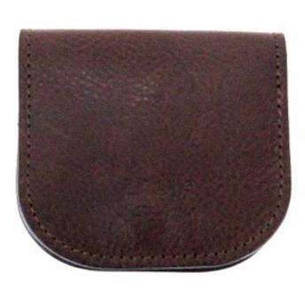 【中古】エフクリオ F.CLIO 小銭入れ コインケース 財布 レザー 牛革 茶 ブラウン FNM A メンズ