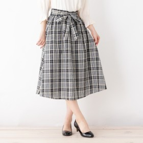 [マルイ]【セール】共リボン付きTRCKアソートSKスカート/グローブ(grove)