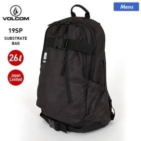 VOLCOM/ボルコム メンズ バックパック 26L リュックサック デイパック バッグ かばん 鞄 通勤 通学 D6531649