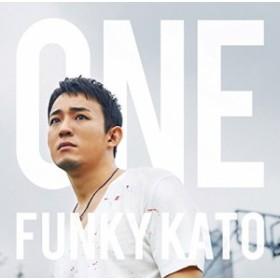 【中古】ONE(初回生産限定盤B)(DVD付)  / ファンキー加藤【管理:529399】
