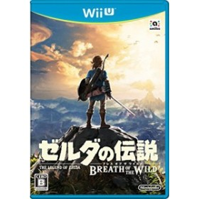 【中古】(Wii U)ゼルダの伝説 ブレス オブ ザ ワイルド (管理:381131)