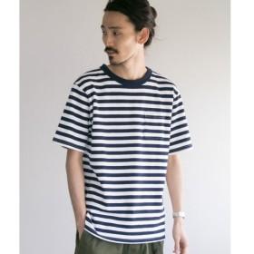 URBAN RESEARCH / アーバンリサーチ JP MADE コットンブークレTシャツ