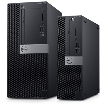 【Dell】New OptiPlex7070 スモールシャーシ プレミアムモデル(大容量HDD)