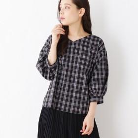 [マルイ]【セール】バックリングシャツ/グローブ(grove)
