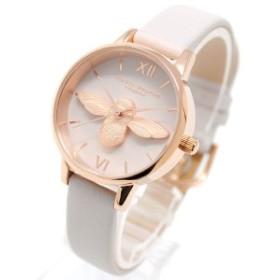 OLIVIA BURTON オリビアバートン 腕時計 OB16AM85 レザー レディース レビューを書いて送料無料