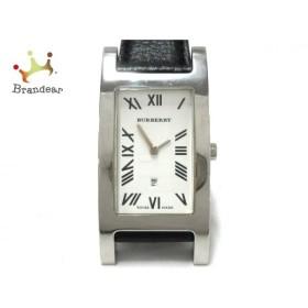 バーバリー Burberry 腕時計 14000G レディース 社外ベルト 白 新着 20190620