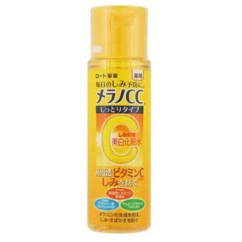 【医薬部外品】ロート製薬 メラノCC 薬用しみ対策 化粧水 しっとり 170mL