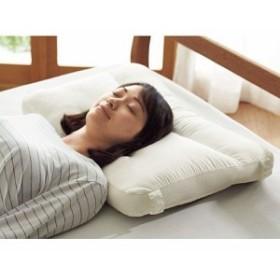 洗える枕(乾燥機が使える) L(63×43×高さ約10cm)|9328-398243