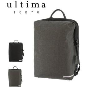 ウルティマトーキョー リュック アレックス メンズ 77932 ultima TOKYO | リュックサック A4 USBポート ビジネスリュック 大容量 PC収納  [PO10]