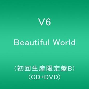 【中古】Beautiful World(CD+DVD)(初回生産限定盤B) / V6 (管理:534525)
