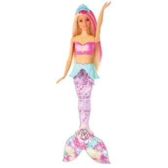 バービーと泳ごう!キラキラマーメイド おもちゃ こども 子供 女の子 人形遊び 3歳