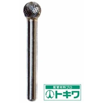 NRS 超硬バー 軸径6(mm)球Kカット TCBT7600K ( 4356454 )