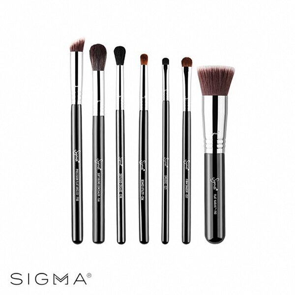 Sigma 基礎彩妝化妝刷具七件組 Best of Sigma Brush Set - WBK SHOP