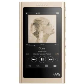 【中古】SONY ウォークマン Aシリーズ NW-A55(N) ペールゴールド/16GB