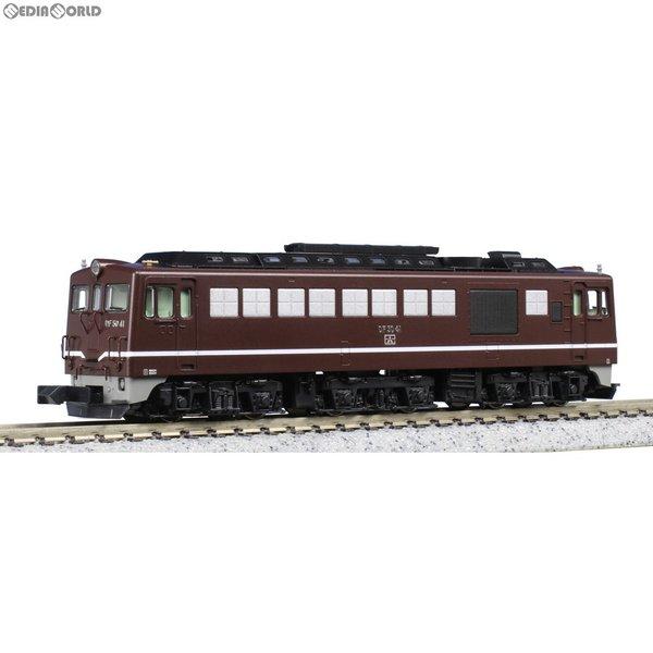 新品即納』{RWM}(再販)7009 2 DF50 茶 Nゲージ 鉄道模型 KATO