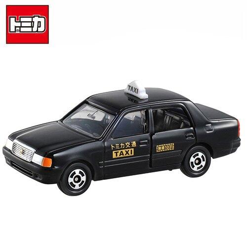 【日本正版】TOMICA NO.51 豐田 皇冠計程車 Crown Comfort 多美小汽車 玩具車 - 746881