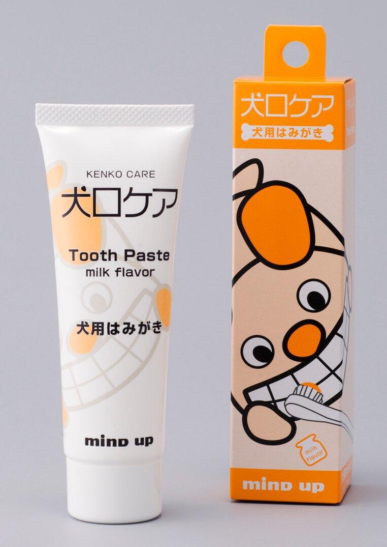 日本 [Mindup]犬用牙膏