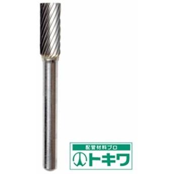 NRS 超硬バー 軸径6(mm)円筒Sカット TCBT1500 ( 4353749 )