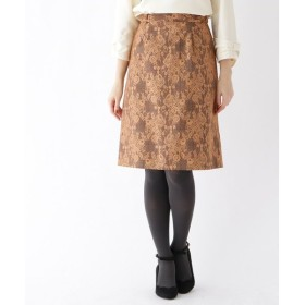 Couture Brooch / クチュールブローチ ◆ボンディングレースチェックスカート
