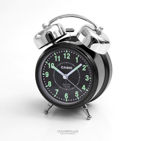 鬧鐘 CASIO簡約大聲公造型【NVC5】柒彩年代