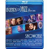 SHOWCASE 爵士樂傳說 雷西路易斯 V.A.: Legends Of Jazz With Ramsey Lewis - Showcase (藍光Blu-ray) 【Evosound】
