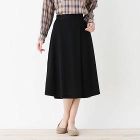 SHOO・LA・RUE(シューラルー)/ストレッチジャージーラップスカート