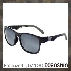 TUROSHIO TR90 偏光片太陽眼鏡 H6001 C01 黑