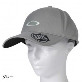 オークリー キャップ TECH CAP 912030-22Y グレー 帽子 OAKLEY