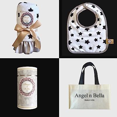 寶寶彌月禮首選美國原產地製造材質超細柔透氣附贈頂級攜帶罐