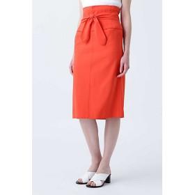 【SALE(伊勢丹)】<ADORE/アドーア> ライトグラグランスカート(5319120403) オレンジ【三越・伊勢丹/公式】