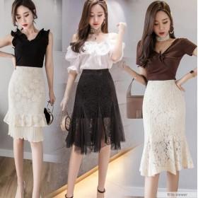 春はやっぱりトレンチスカート インスタでも話題 \#トレンチスカート/ 】 韓国ファッション 流行モノはプチプラで