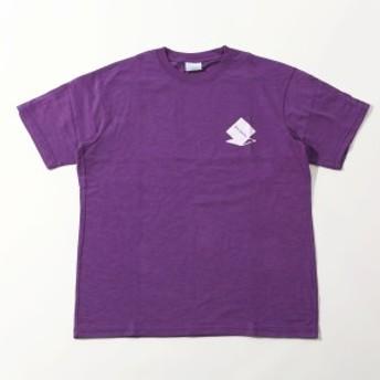 コロンビア トレッキング アウトドア 半袖Tシャツ ウルフヒルショートスリーブTシャツ PM1519-517 メンズ VIVID PURPLE