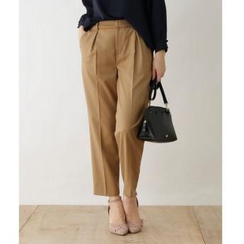 Couture Brooch / クチュールブローチ 【WEB限定サイズ(SS・LL)あり】テーパードタックパンツ