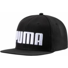 プーマ フラットブリム キャップ JR【PUMA】プーママルチSPアクセサリーソノタ(021683-01)