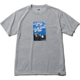 HELLY HANSEN(ヘリーハンセン)トレッキング アウトドア 半袖Tシャツ S/S Aurora Tee HOE61902 Z メンズ Z