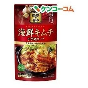 海鮮キムチチゲ用スープ ( 750g )