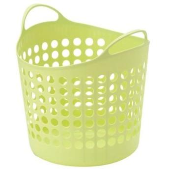 DCMブランド ソフトバスケット/グリーン H-SB2 グリーン