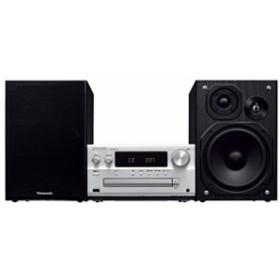 パナソニック CDステレオシステム ハイレゾ音源対応 USBメモリー/Bluetooth対応 シルバー SC-PMX70-S 中古商品 アウトレット